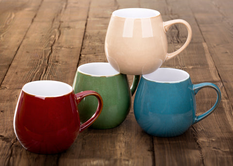 Set of 4 XL Cuddle Mugs