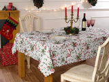 9pc Holly Table Linen Set