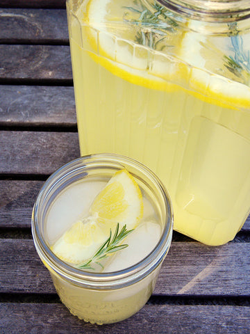 Rosemary Lemonade (Paleo, GF)