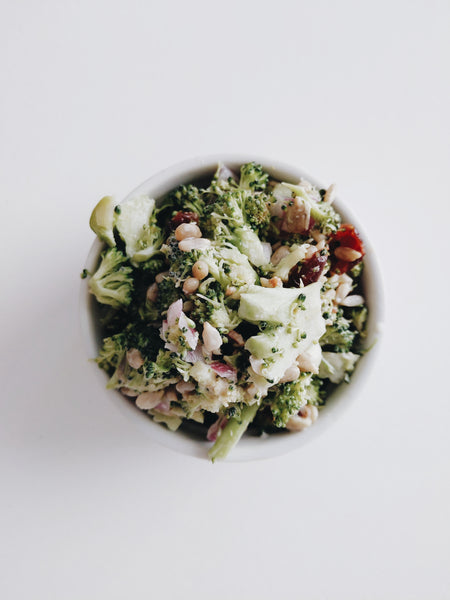 Broccoli Salad (Paleo, GF) *Made Tuesday - 4/20*