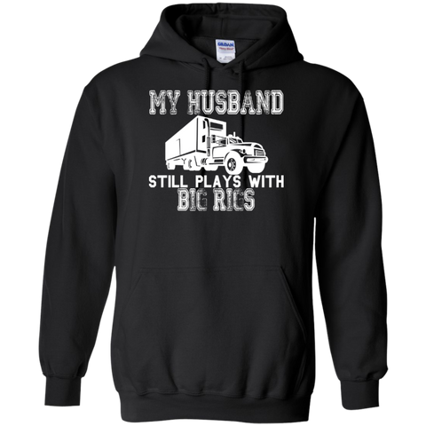 Husbands - My Husband Still Plays With Big Rigs
