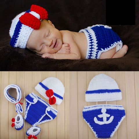 Navy Sailor - Baby Navy Sailor Outfit