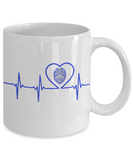 Law Enforcement - Boyfriend - Lifeline - Mug