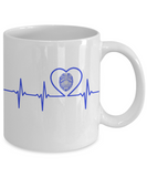 Law Enforcement - Grandfather - Lifeline - Mug