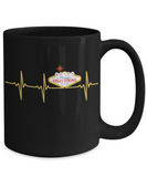 Vegas Strong Lifeline - 15oz Mug