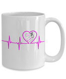 Military - Navy Daughter - Lifeline - Mug