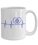 Law Enforcement - Fiance - Lifeline - Mug