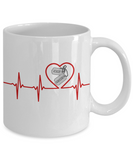 Military - Army Nephew - Lifeline - Mug