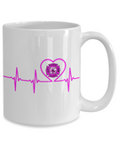 Firefighter - Grandma - Lifeline - Mug