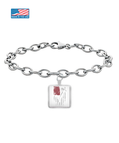 Firefighters - Patriotic Bracelet