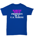 Military - Marine Niece - Property of a U.S. Marine