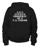 Military - Navy Nephew - Property of a U.S. Sailor