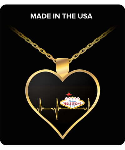 Vegas Strong Lifeline - Necklace v2
