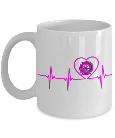 Firefighter - Sister - Lifeline - Mug