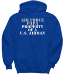 Military - Air Force Papa - Property of a U.S. Airman
