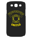 Firefighters - United Mobile Phone Case (Yellow)