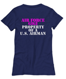 Military - Air Force Gigi - Property of a U.S. Airman
