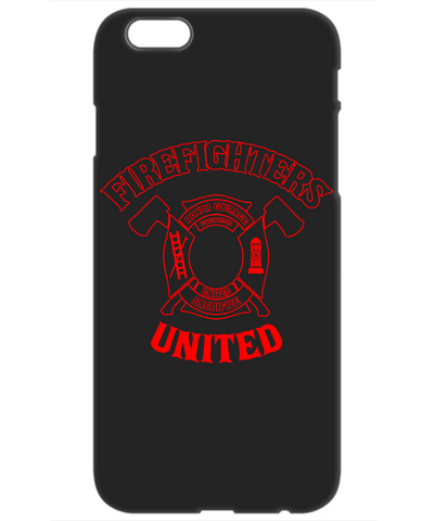 Firefighters - United Mobile Phone Case (Red)
