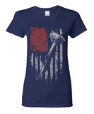 E. Firefighters - Patriotic Shirt