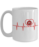 Firefighter - Dad - Lifeline - Mug