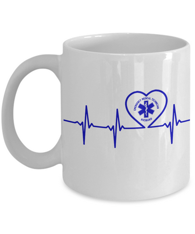 EMT - Husband - Lifeline - Mug