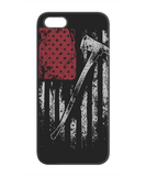 Firefighters - Patriotic Mobile Cover