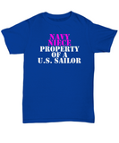 Military - Navy Niece - Property of a U.S. Sailor