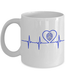 Law Enforcement - Papa - Lifeline - Mug