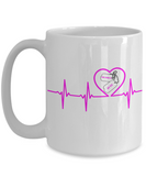 Military - Air Force Aunt - Lifeline - Mug