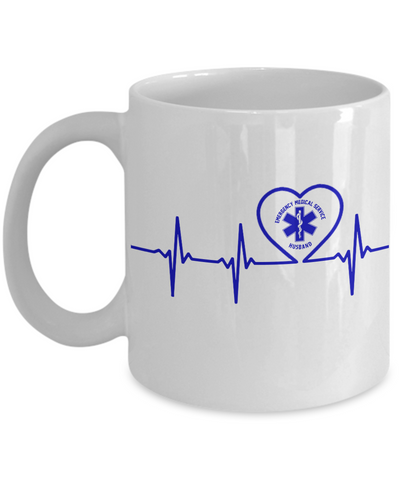 EMS - Husband - Lifeline - Mug