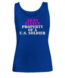 Military - Army Fiance - Property of a U.S. Soldier