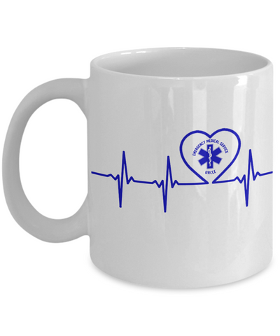 EMS - Uncle - Lifeline - Mug