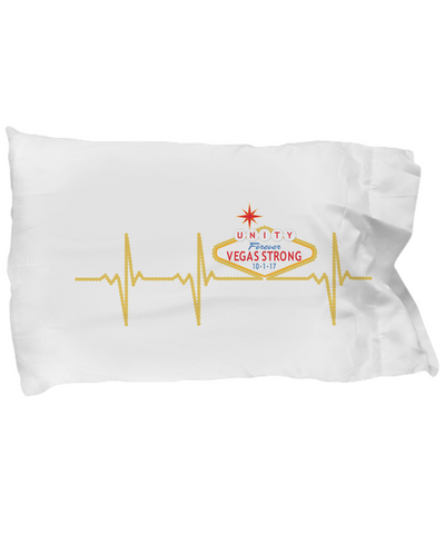 Vegas Strong Lifeline - Pillow Case