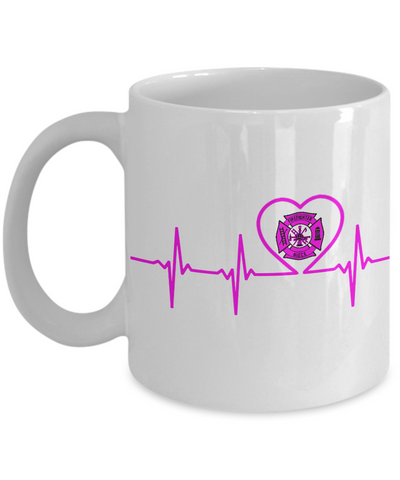 Firefighter - Niece - Lifeline - Mug
