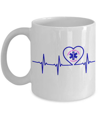 EMS - Girlfriend - Lifeline - Mug