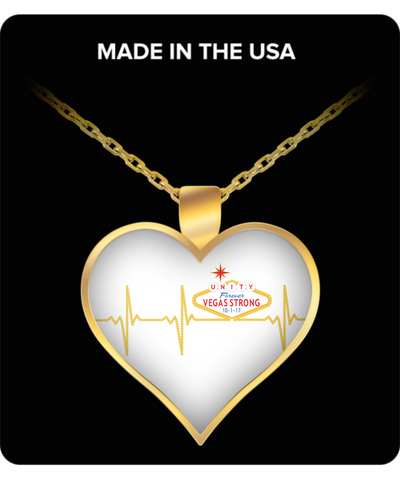 Vegas Strong Lifeline - Necklace