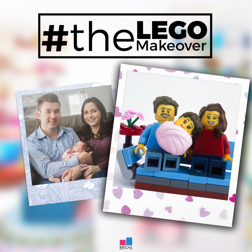 The LEGO Makeover #2: No Time Like Family Time!