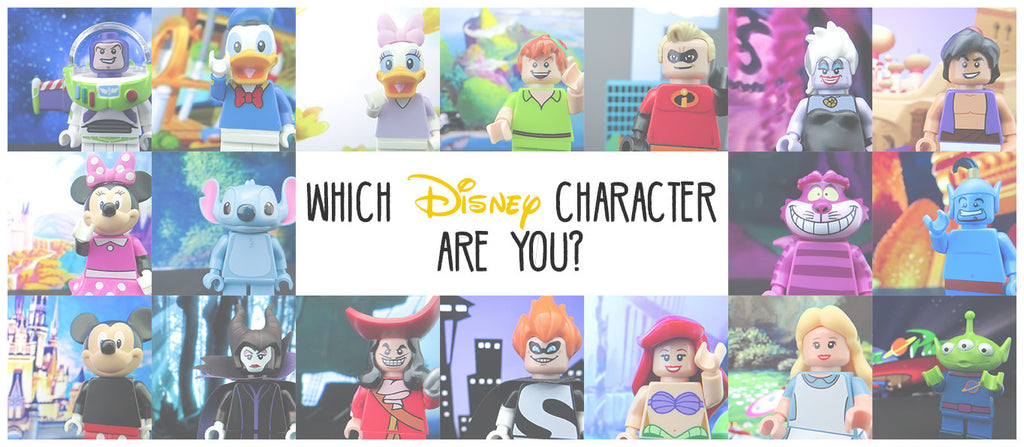 Which Disney Character Are You?