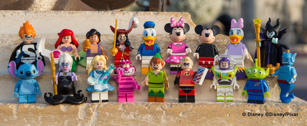 LEGO Disney Minifigures - All 18 of Them Revealed!