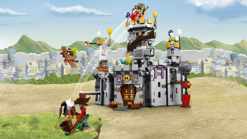 LEGO Angry Birds: A First Look at the Official Photos!