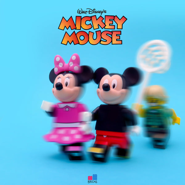 lego disney minifigure series mickey