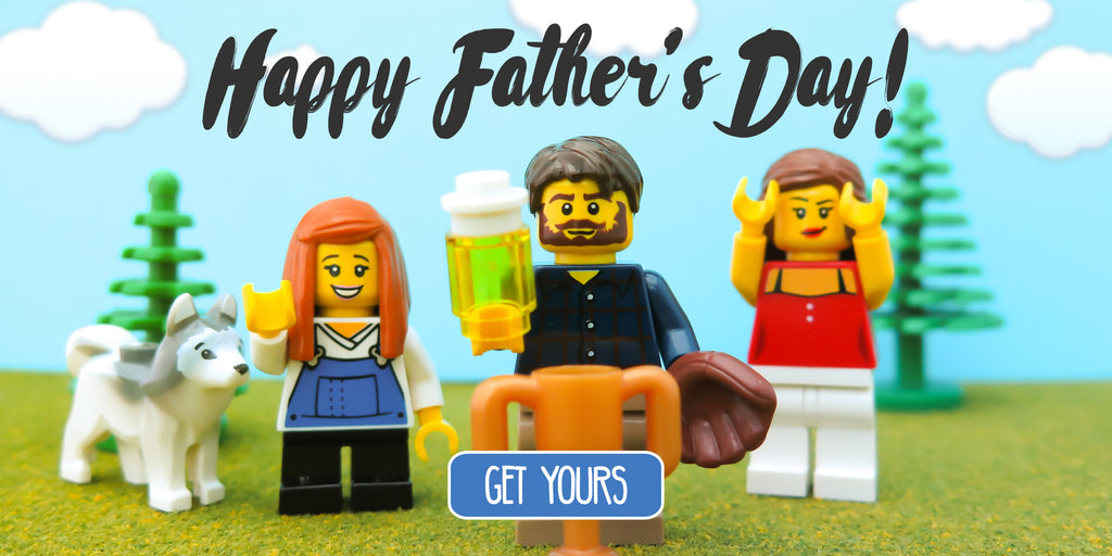 fathers day gift lego idea