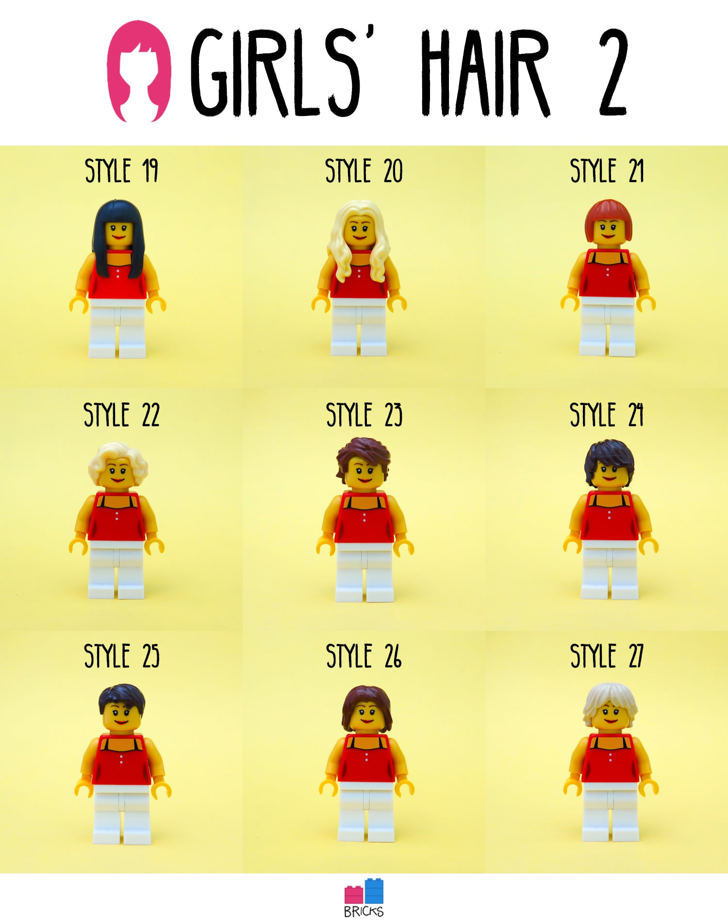 lego girl hairstyle
