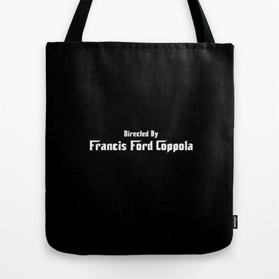 Directed By Francis Ford Coppola Tote Bag - Directed-By