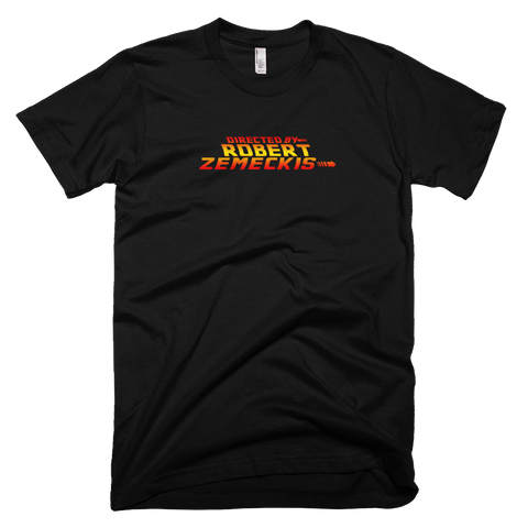 Directed By Robert Zemeckis T-Shirt - Directed-By  - 1
