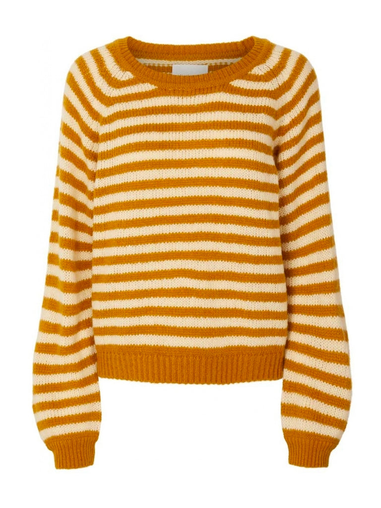 Lollys Laundry Lana Jumper in Mustard