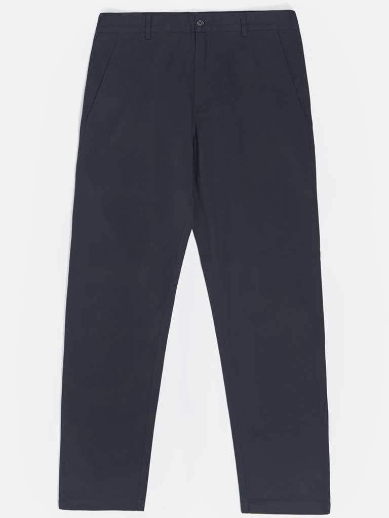 Universal Works Aston Trouser in Navy Twill