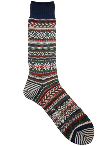 Chup Bothar Socks in Space Blue