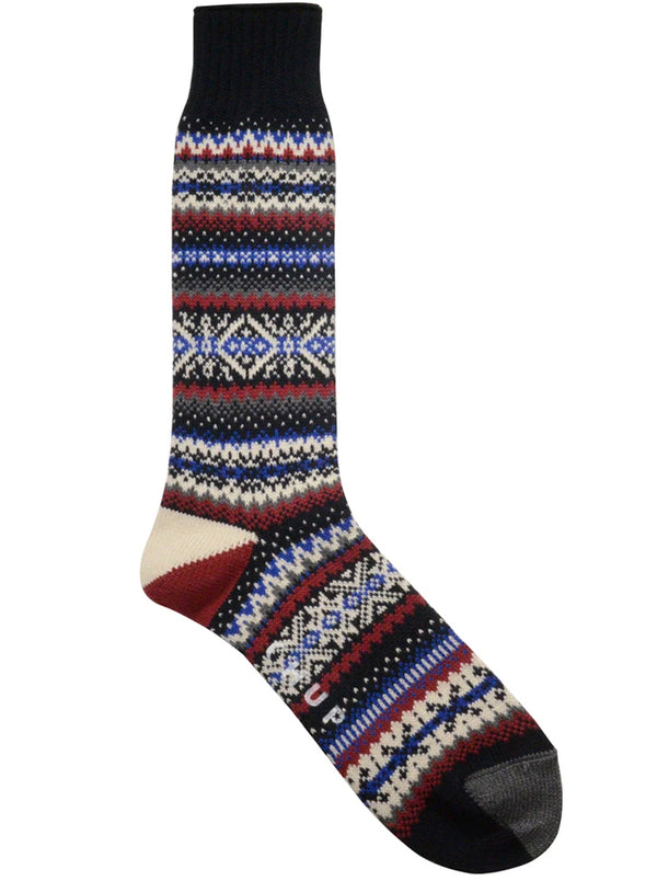 Chup Snjor Socks in Anchor