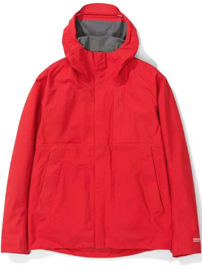 Norse Projects Fyn Gortex Jacket in Askja Red